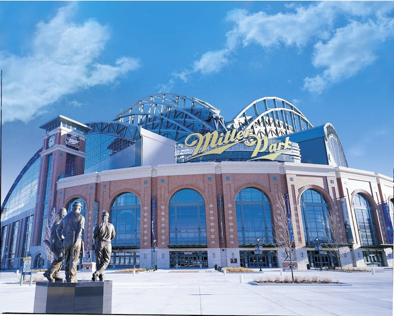 Miller Park: Just The Latest Stadium Of Death (UPDATE)
