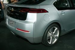 Chevy Volt: Five Key Exterior Features