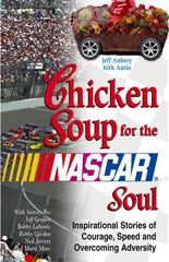 The Jalopnik Holiday Re-Gift Guide: Chicken Soup For The NASCAR Soul