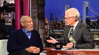 Source: Female <i>Letterman</i> Staffers Required to Watch Cosby Eat Curry