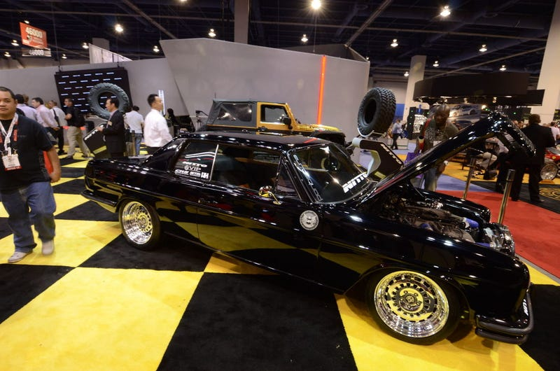 Question Of The Day: What's Your Favorite SEMA Car?