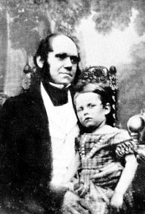 Darwin Dynasty's Ill Health Blamed On Inbreeding