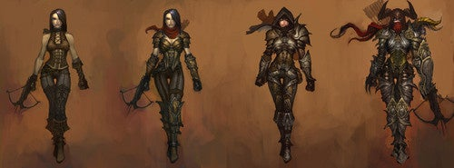 Diablo III Demon Hunter Images
