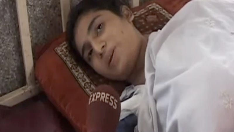 Malala Yousufzai, the Taliban's 14-Year-Old Shooting Victim, May Get Airlifted Out of Pakistan
