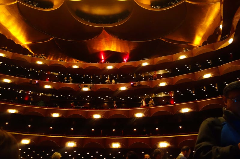The Metropolitan Opera Is Beautiful, And Full Of Old People