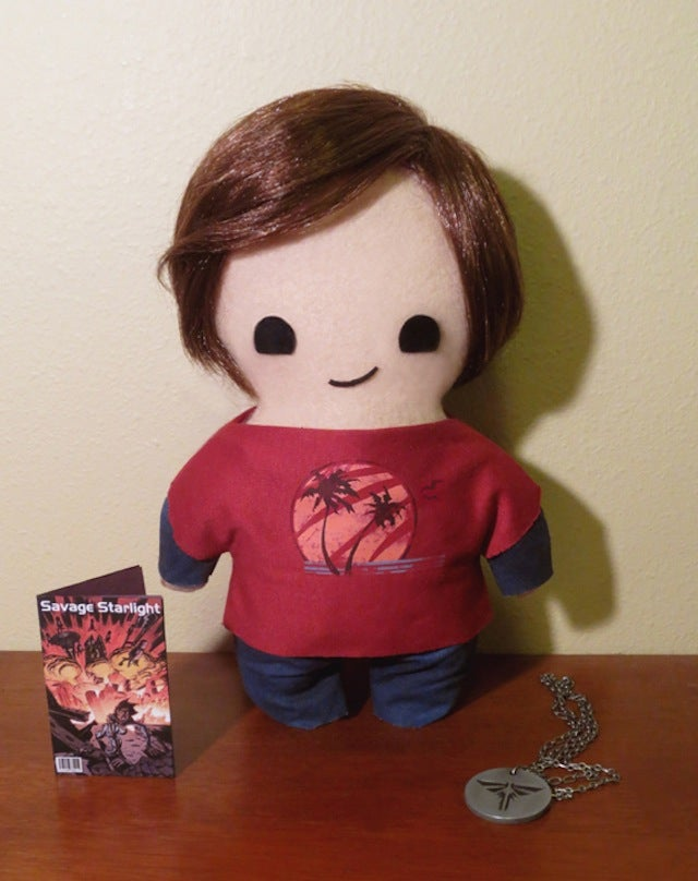 Adorable Last of Us Plushies Will Infect You With Cuteness