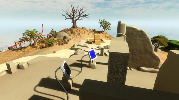 Jonathan Blow's The Witness is an Exercise in Symphonic Game Design