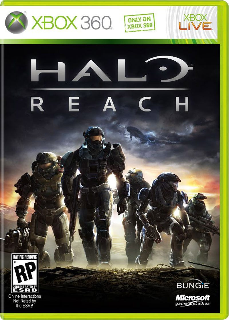 Halo Reach Legendary Edition Lives Up To Its Label