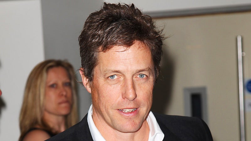 Hugh Grant Almost Replaced Charlie Sheen on Two and a Half Men