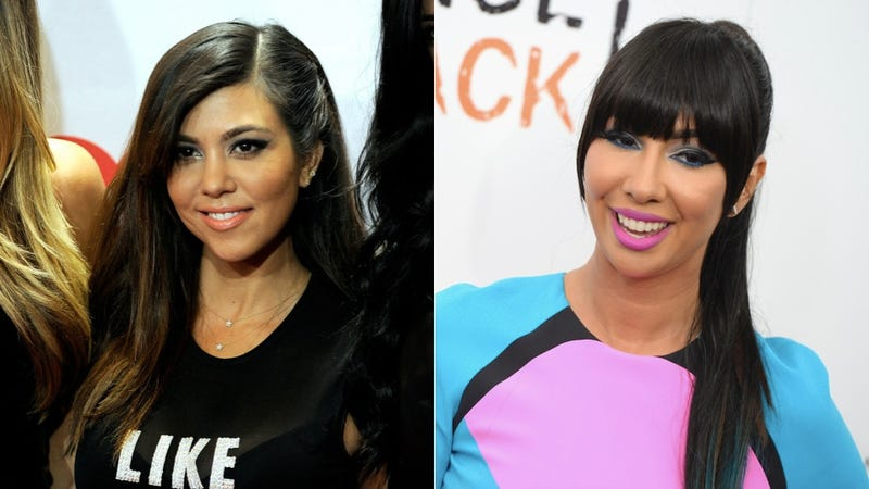 Flaca from OITNB Totally Made Out With Kourtney Kardashian