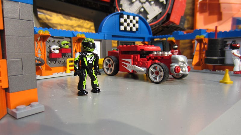 Now You Can Build (And Destroy) Your Favorite Hot Wheels Cars