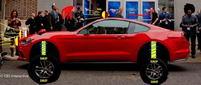The 2015 Mustang Raptior
