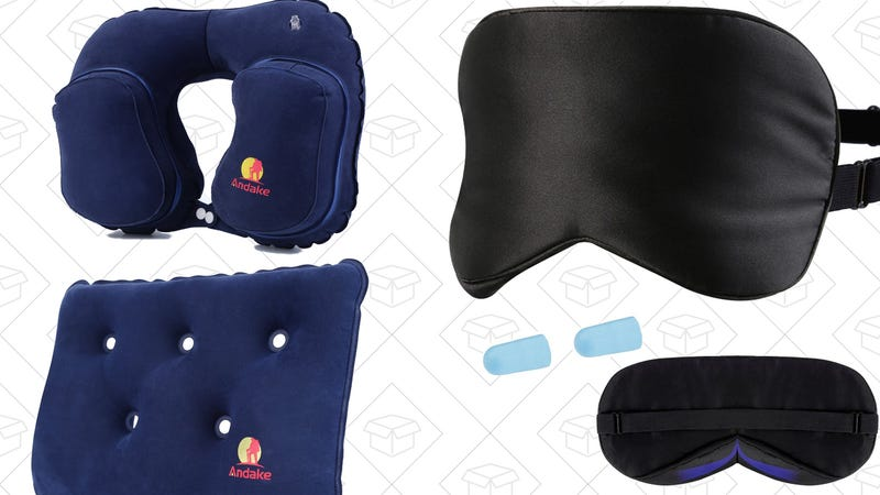 Today's Best Deals: Inflatable Loungers, Video Games, Battery Packs
