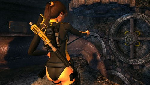 Tomb Raider: Underworld - Making A Perfect Ass Of Oneself