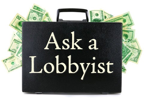 Meet Anonymous Lobbyist, Your Substitute Hardened Cynic For The Next Two Weeks