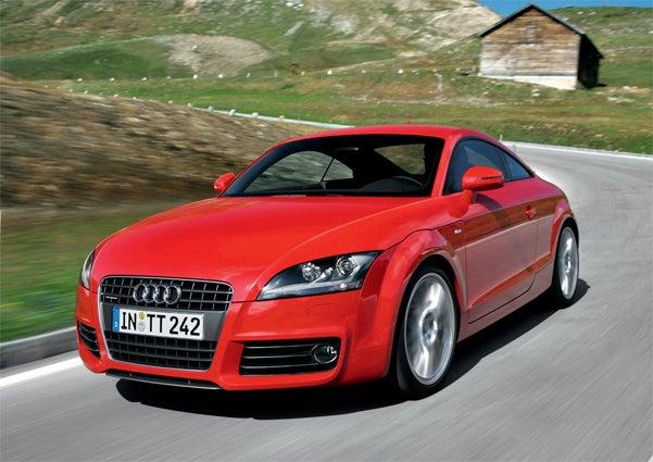 Audi TT 2.0 TDI Quattro Announced