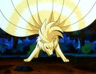 Amater- Ninetales, Pokemon One a Day!