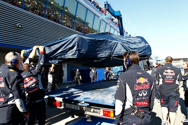 F1: Gary Anderson on Red Bull's troubles