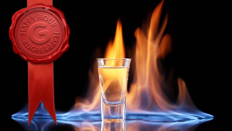 Gizmodo's Guide to Setting Drinks On Fire