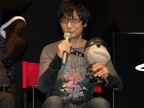 See Kojima Fondle His Sackboy