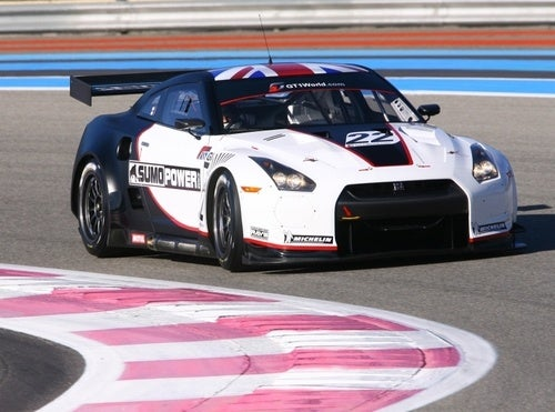 Nissan GT-R To Race In GT1