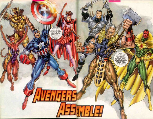 12 Incredibly Embarrassing Superhero Transformations