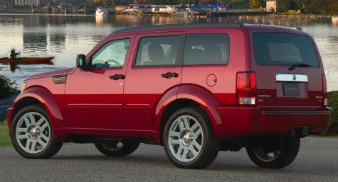 Jalopnik Review: 2007 Dodge Nitro R/T 2WD, Part 3