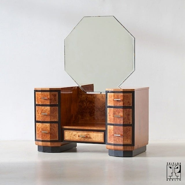 Art Deco furniture makes your house look like a Metropolis set