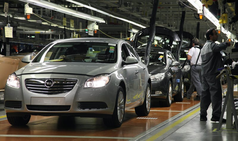 Opel Is Ending Exports To China, Will Likely Make An Adam For America