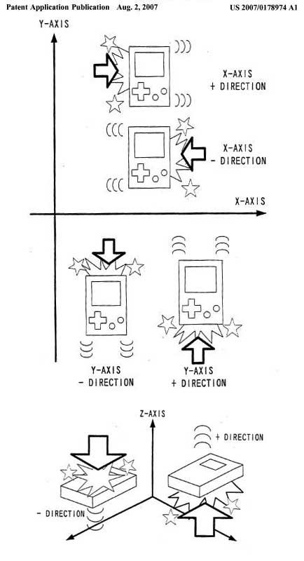 Nintendo Patent Hints at Wii Portable