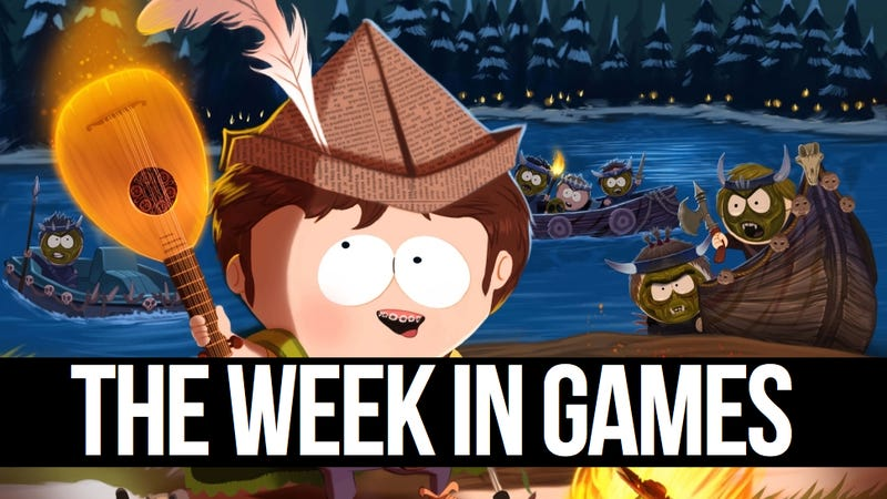 The Week in Games: Humble Folks Without Temptation