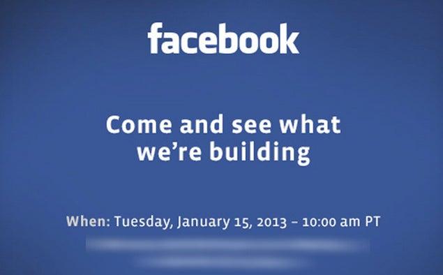 ¿Cuál es el gran secreto que desvelará Facebook esta tarde?