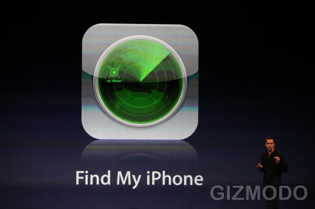 'Find My iPhone' Lets You Ping, Remotely Erase Your Lost Phone (If You Have MobileMe)