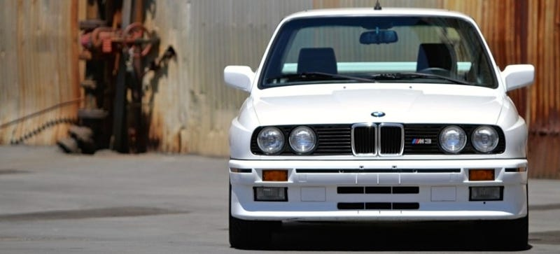 Lovely BMW E30 M3 Sells For A Bonkers $58,000