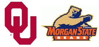 NCAA First Round: (2) Oklahoma vs. (15) Morgan State