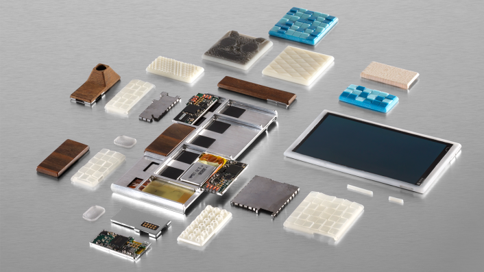 Google Wants Its Modular Ara Phone to Cost $50