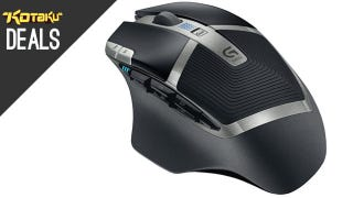 G602 and More Logitech Peripherals, Amazon Digital Games, More Deals