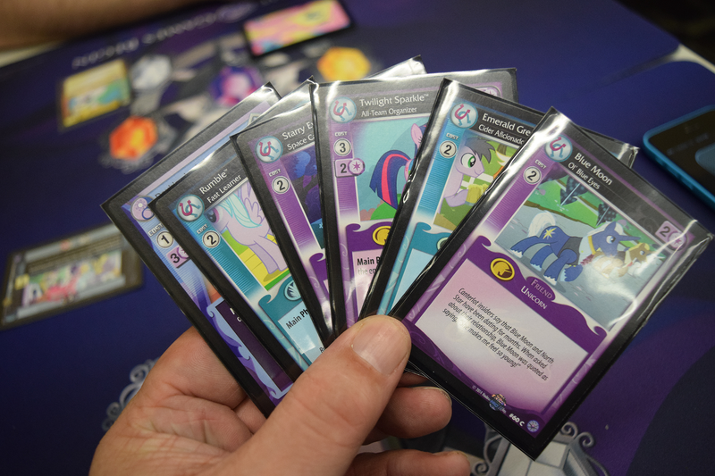 How To Play The My Little Pony Collectible Card Game, Basically