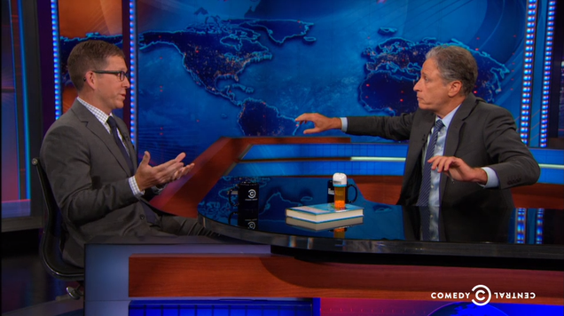 Jon Stewart Is Totally Confused About the Internet of Things