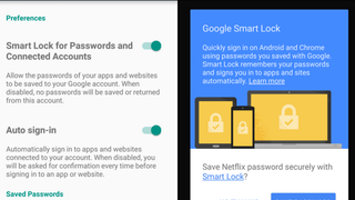 Google Smart Lock Saves Your Passwords, Logs In on Chrome and Android
