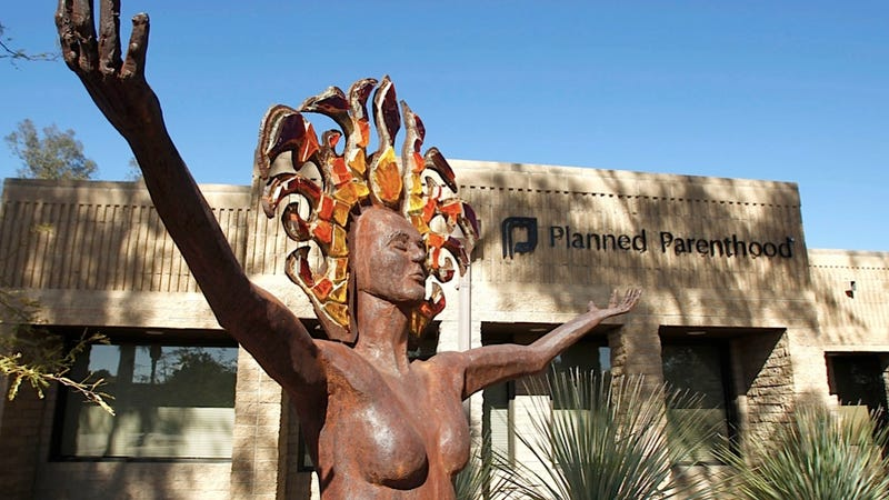Planned Parenthood Rolls Out New Initiative Thanks to Sweet, Sweet Irony