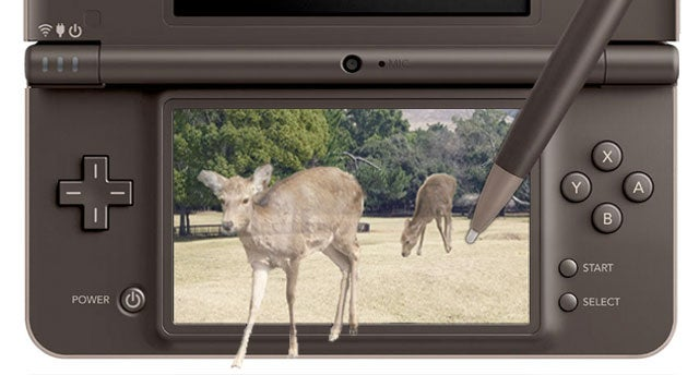 Is This The New Nintendo 3DS Touchscreen?