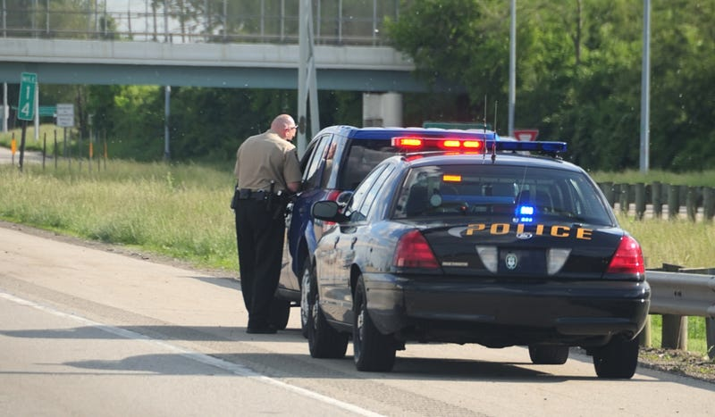 You'll Love The Police For Giving A Woman A Ticket For 2 MPH Under The Limit