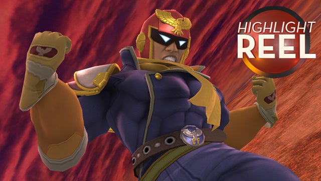 Highlight Reel: High Speed Captain Falcon Knockout