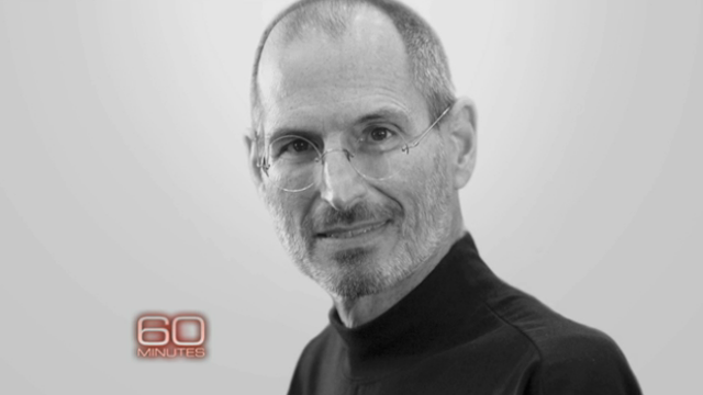 Listen to Steve Jobs on Meeting His Biological Father