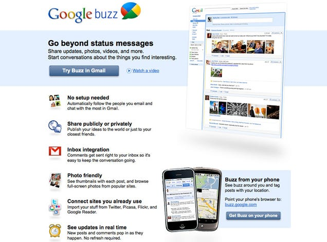 What Is Google Buzz?