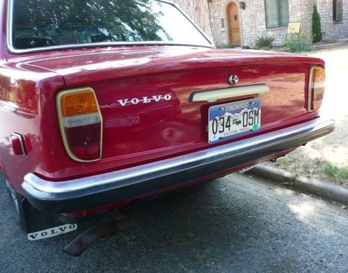 1970 Volvo 142