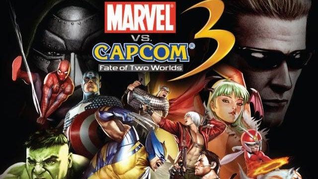 Witness The World-Ending Final Boss Of Marvel Vs. Capcom 3