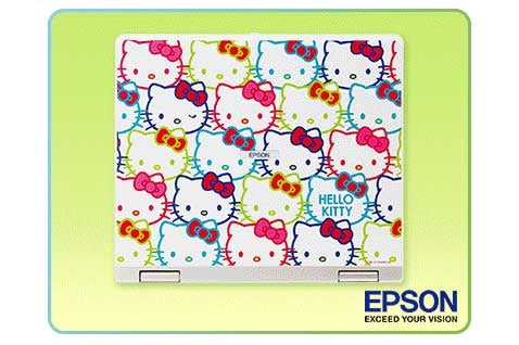 Epson's Hello Kitty Laptops Will Ensure No One Wants to Steal Your Laptop
