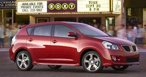 Sweet Irony: Last Pontiac Actually A Toyota